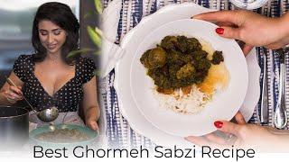 Best Ghormeh Sabzi   Persian Recipes   Chef Tara Radcliffe