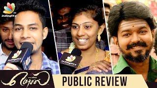 Mersal Public Review & Reaction | Thalapathy Vijay, Samantha, Kajal Agarwal | Tamil Movie