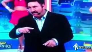 Ratinho fala de Zenir no SBT