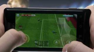 Gameloft HD 3D games for Android smartphones