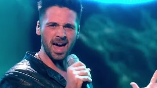 Ben's Best Performance Yet - Amazing Rock Voice - The Real Deal
