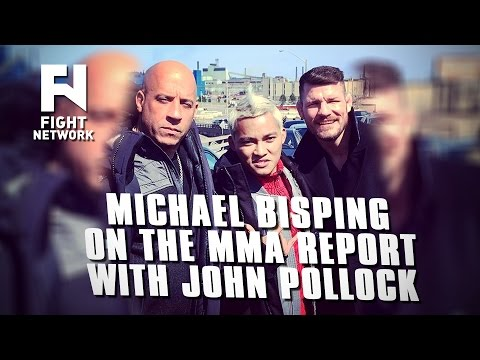 Xxx Mp4 Michael Bisping On XXx Return Of Xander Cage Injury Layoff Full Interview With John Pollock 3gp Sex