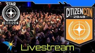 Star Citizen CitizenCon 2018 Live Event Coverage From Austin TX