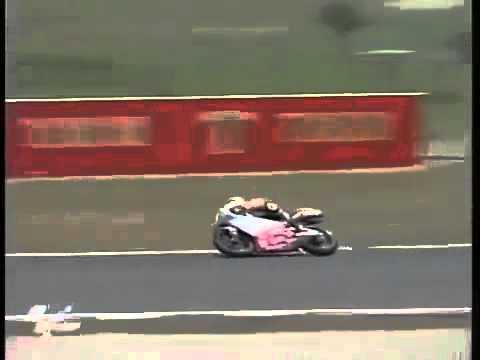 Video Saat Valentino Rossi Juara MotoGp 1997 di Sentul Sirkuit Indonesia