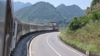 Balkan Rail Trip! Bar (Montenegro) - Podgorica - Beograd