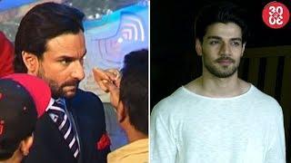 Saif Shoots Despite Being Badly Injured | Sooraj & Harshvardhan Competing For The Same Role