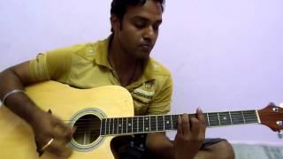 Milne Hai Mujhse Aayi (AASHIQUI 2) Guitar Chords Lesson