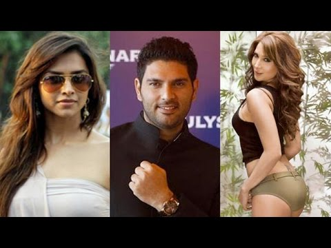 List of Yuvraj Singh's Girlfriends