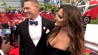 John Cena, Nikki Bella Interview | 2016 ESPYs