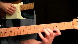 Tears In The Rain Guitar Lesson  Joe Satriani  Complete Song
