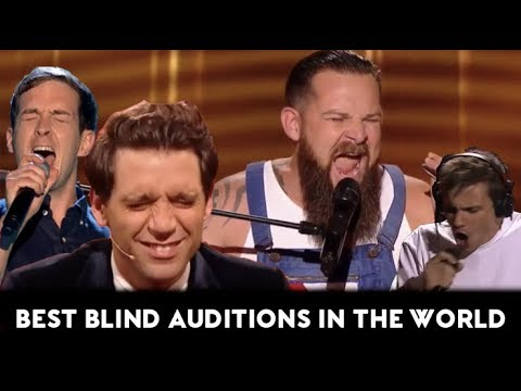 The Voice TOP 10 AMAZING & BEST Blind Auditions of all Times In the World Part 1