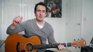 How to play Galway Girl Ed Sheeran Guitar Lesson Tutorial