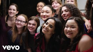Becky G X Manhattan Girls Chorus:  J.Lo, Following Your Dreams and Overcoming Negativity