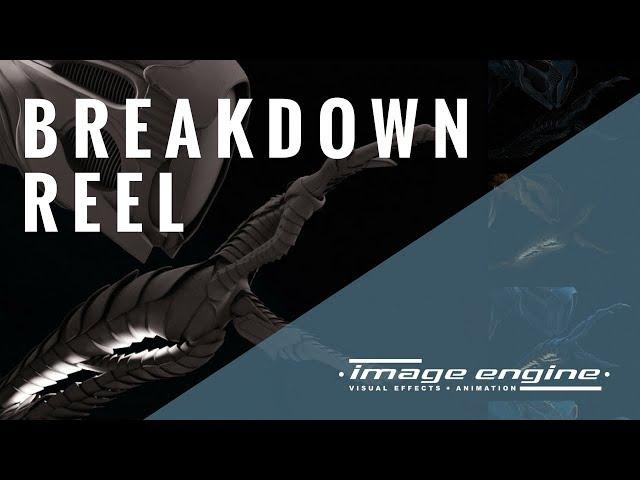 Lost in Space | Breakdown Reel | Image Engine VFX