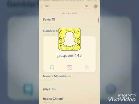 Bollywood snap codes & Hollywood snapchat.