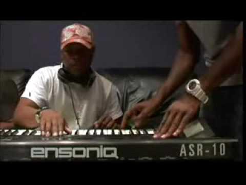 Kanye West ~~~~~ studio: MIXING OF STRONGER