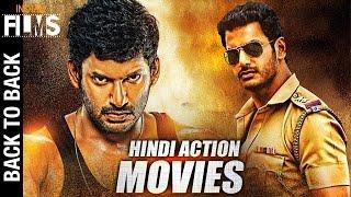 Vishal 2016 Back to Back Hindi Action Movies | 2016 Full Hindi Dubbed Action Movies | Indian Films