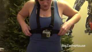 GoPro Chest Chesty Mount Review/thoughts
