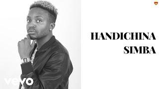Killer T - Handichina Simba (Official Audio)