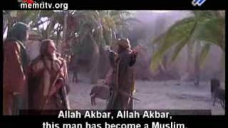 Iranian TV Series 40 Soldiers Depicts the Muslim Conquest of the Jewish Fortress of Khaybar 1