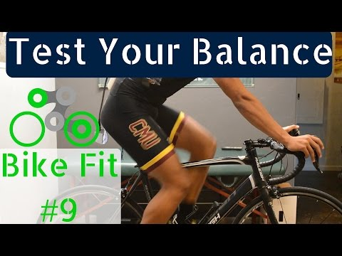 Test Your Balance | Bike Fit