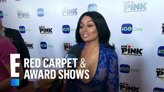 Blac Chyna Keeps Tight Lipped on Dating Rumors | E! Live from the Red Carpet
