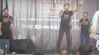 ROUDHOTUL JANNAH NAHAWAN VOICE NASYID GOLDEN MEMORIES 2017
