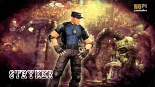 Mortal Kombat - Todos los Finales (incluido DLCs)