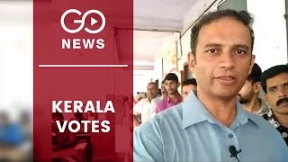 Strong Turnout In Wayanad