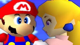 Super Mario 64 Walkthrough - Part 1 - Bob-omb Battlefield