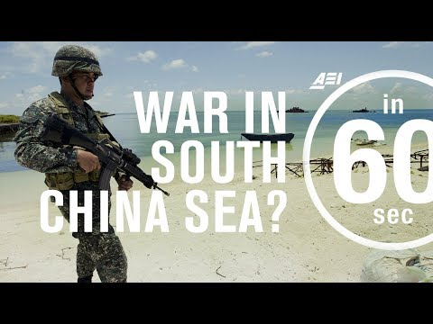 watch How likely is war in the South China Sea? | IN 60 SECONDS