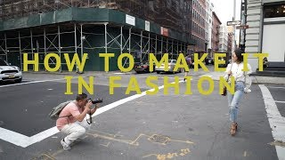 How To Work In The Fashion Industry According To Real Execs | Aimee Song