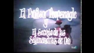Profesor Poopsnagle opening español