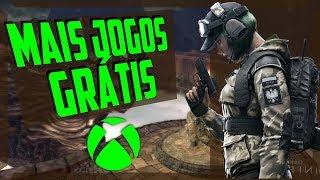 CORRAM PRA BAIXAR!! MAIS JOGOS GRÁTIS DISPONÍVEIS NO XBOX ONE!!