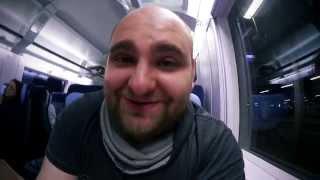 Selbstmörder im Zug...