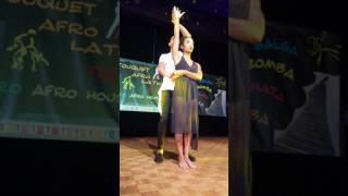 Kizomba influence Tango 4/6 Festival Afro Latine 2017