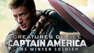 Creatures Go See Captain America: The Winter Soldier