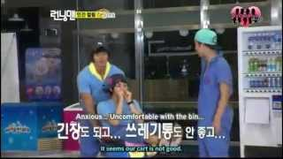 Running Man Ep 5 Part 1. [ENG SUB]