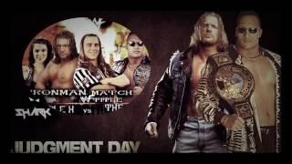 Triple H vs The Rock Por El Campeonato de la WWE - Judgment Day 2000| Español Latino ᴴ