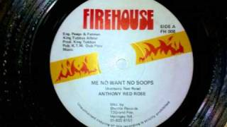 Anthony Red Rose - Me no want no boops + version 12