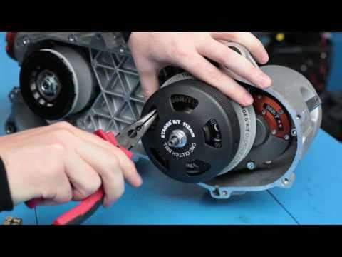 STAGE6 Tuning tutorial 02 Stage6 R T CNC clutch bell