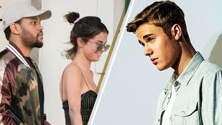 Selena Gomez SERIOUSLY Scared of Running into Justin Bieber at 2017 Billboard Awards w/ The Weeknd
