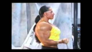 Ultra Muscle Woman