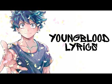 ♪ Nightcore - Youngblood (Lyrics) 5 Seconds of Summer ✔