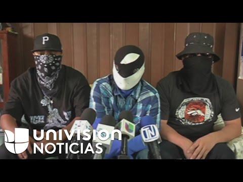 Ofensiva contra pandillas en El Salvador