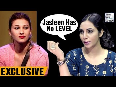 Xxx Mp4 Jasleen Has No LEVEL Arshi Khan Comments On Jasleen Exclusive Interview 3gp Sex