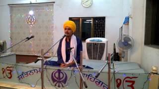 Katha Bhai Gurlal Singh Ji Damdami Taksal Wale