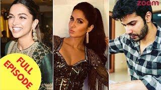 Deepika To Not Invite Katrina At Her Wedding | Varun Gets Emotional About