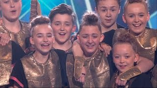 Entity Allstars - Britain's Got Talent 2015 Final