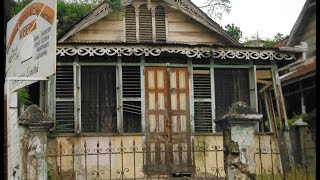 Old Houses In Trinidad (Caribbean)